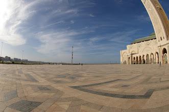 Photo: Place de la grande Mosquée (y'a personne) aucun touriste pratiquement