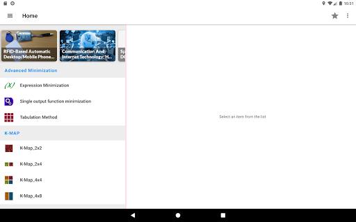 Boolean Logic Minimizer | Kmap solver | Bin Hex screenshots 9