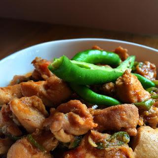 Minced simple chicken curry. A no spice stew - Jasha Marro