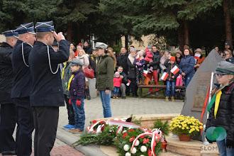 Photo: Obchody Święta Niepodległości w Słomnikach