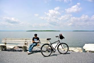 Photo: Lunch break.