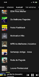 Free Music player - Whatlisten Screenshot