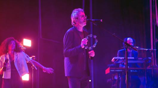 Xoel López cautiva con su atmósfera musical en el recinto de conciertos