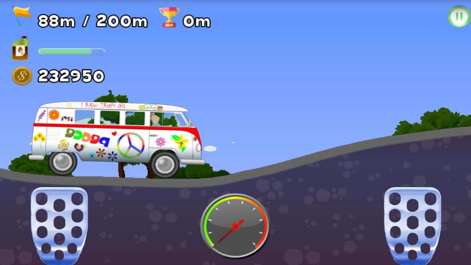 Uphill Car Racing Games