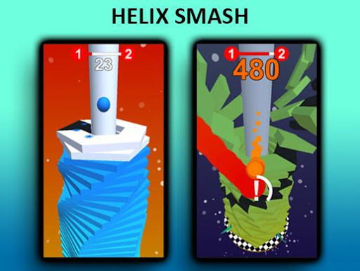 Helix Drop apkmind screenshots 1