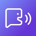말해 icon