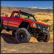 Monster Stunt Jeep