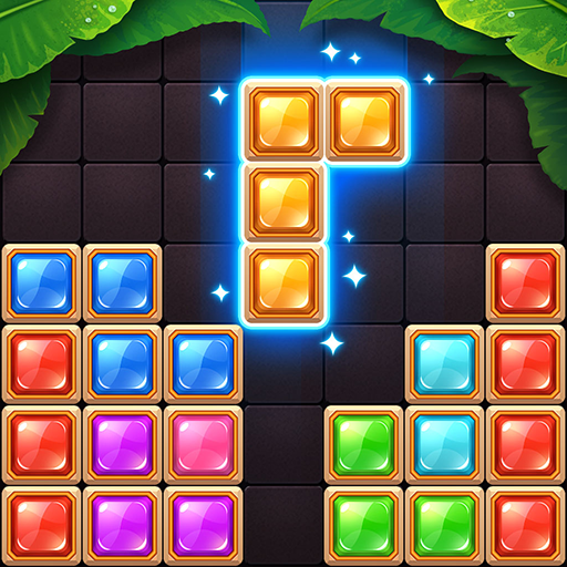 Jogo Block Puzzle: Gem Blast