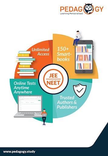 Pedagogy: NEET, JEE, NET, Banking Exam Preparation 1.4.8 screenshots 1