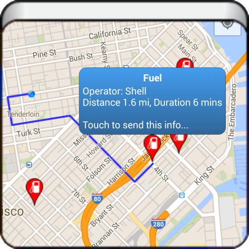 Navigate To The Closest Gas Station >> Nearest Gas Petrol Stations Apps On Google Play