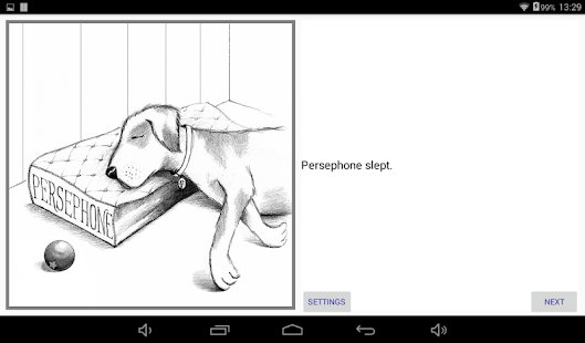 Persephone The Good Dog- screenshot thumbnail
