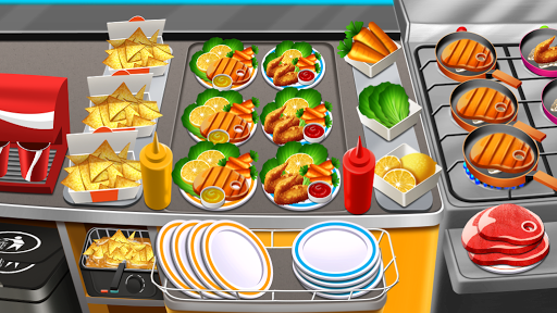 Kitchen Fever Food Restaurant & Cooking Games 1.01 screenshots 1