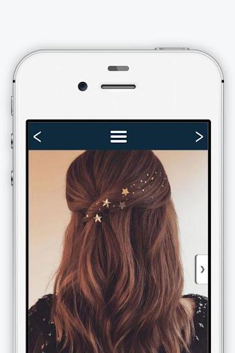 無料生活Appのクリスマスのためのヘアスタイル|HotApp4Game