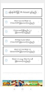 TTA Mi Myanmar Font Lite 3