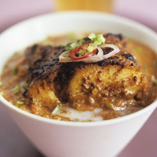 Spiced Fish Curry.