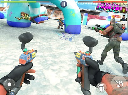 Paintball Shooting Squad: Battleground Army Combat Apk Download For Android and Iphone 8