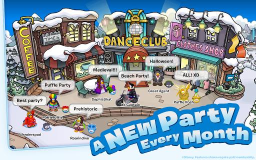 Club Penguin screenshot 3