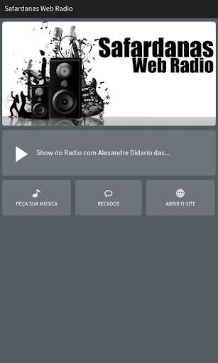 Safardanas Web Radio