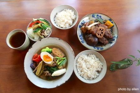 Yokoneco 松鼠的食堂 只接受FB預約的乾燥花藝工作室兼食堂