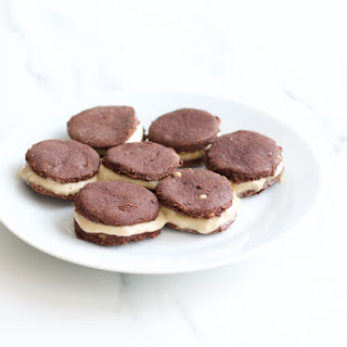 Sugar-Free Cocoa Cookies.
