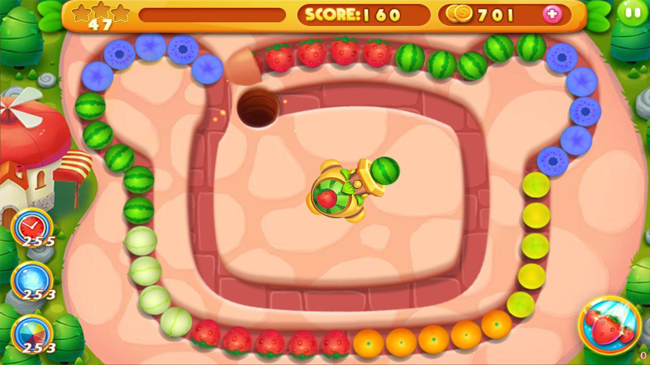 fruit marble android apps on google play