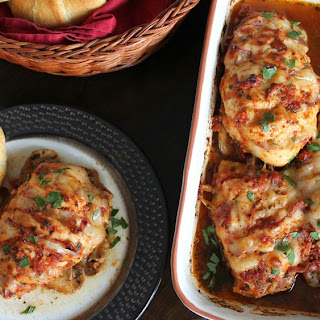 Italian Chicken Breasts Cheese Recipes
