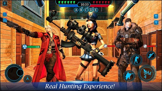 The Hunters : RPG Hero Battle Shooting Mod Apk Latest Version | mod