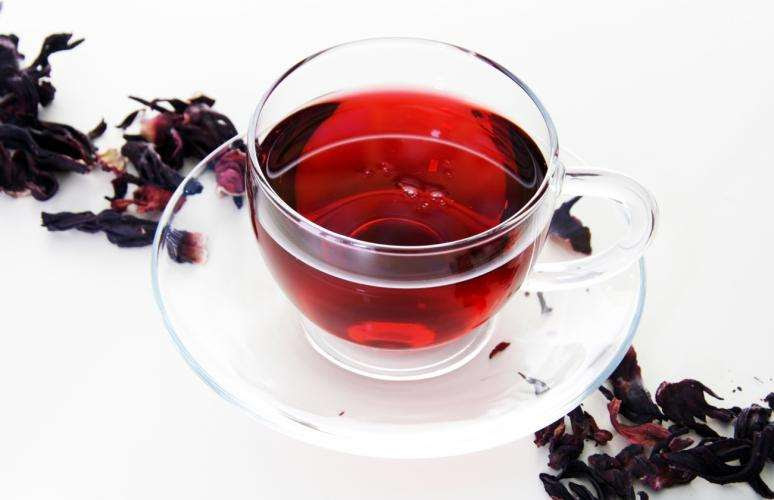 τσάι από Ιβίσκο