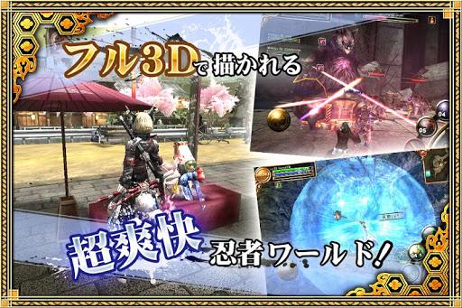 MMORPG u30a4u30b6u30cau30aeu30aau30f3u30e9u30a4u30f3u3010u8d85u723du5febu5fcdu8005u30a2u30afu30b7u30e7u30f3RPGu3011 2.7.0 screenshots 3