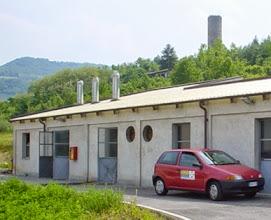 Photo: Cortemilia, centrale a biomasse