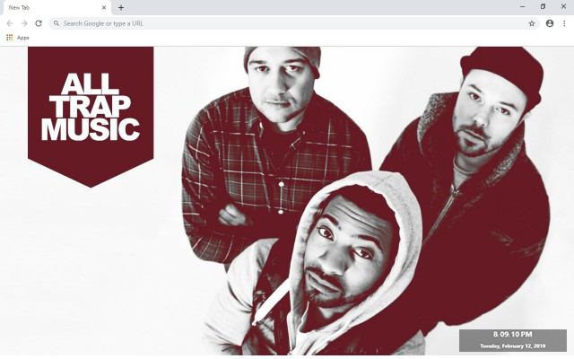Keys N Krates New Tab & Wallpapers Collection