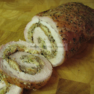 Pork Roulade.