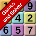 Sudoku Games and Solver icon