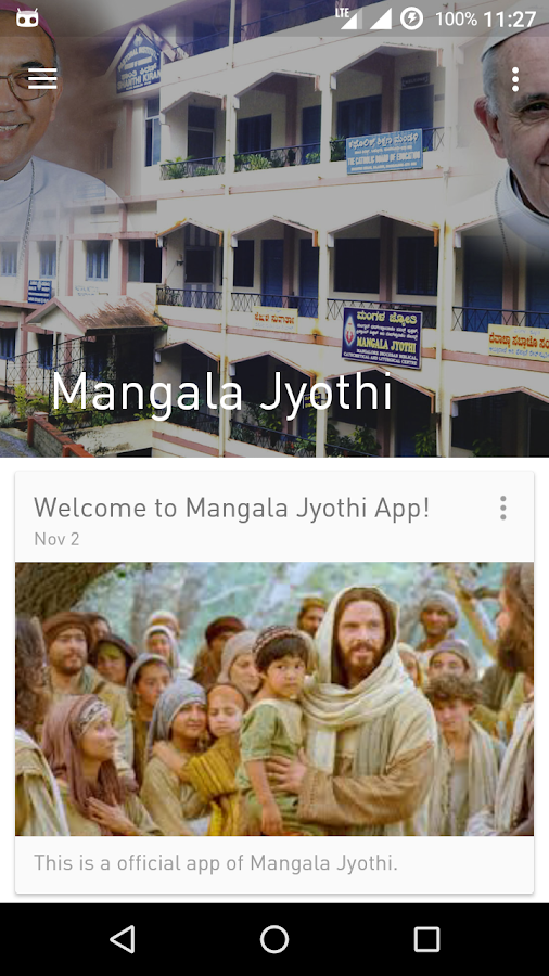 Mangala Jyothi- screenshot