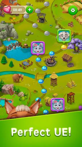 Fruit Block - Puzzle Legend  screenshots 4