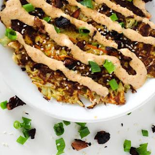 Okonomiyaki ( Japanese Cabbage Pancake) Recipe