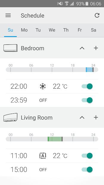 Daikin Online Controller on Google Play Reviews | Stats