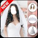 Wedding Hairstyles Photo Editor icon