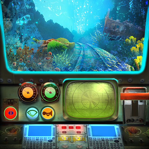 Underwater Train Driving file APK for Gaming PC/PS3/PS4 Smart TV