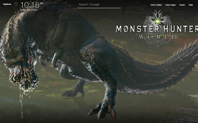 24 Monster Hunter World Hd Wallpapers Background Images