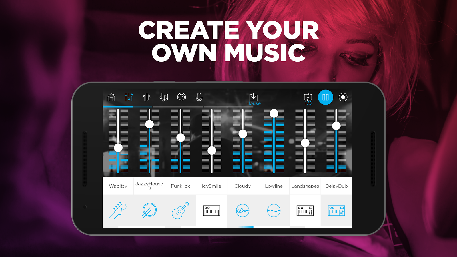 Music Maker Jam- screenshot