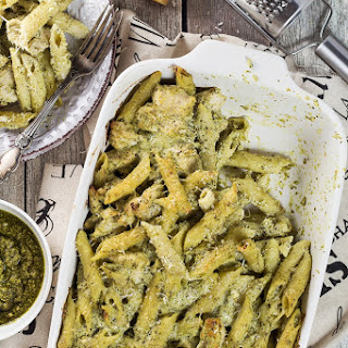 Basil Pesto Chicken Pasta Recipes.