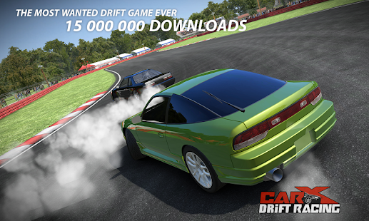 CarX Drift Racing 1.3.5 APK + DATA