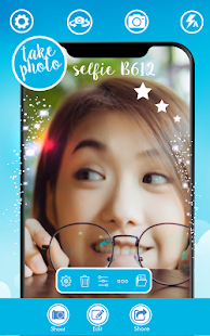 New B612 Selfie Camera - náhled