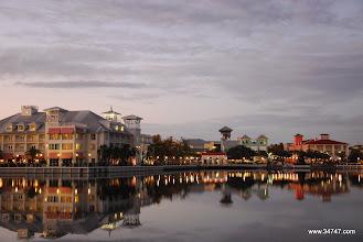 Photo: Lake Rianhard, Town Center, Celebration, FL