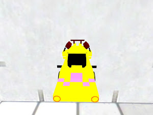 Exotic butter car (fnaf gift)