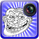 Troll Face Photo Stickers