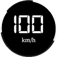 Digital Speedometer/GPS 100 % Accurate Speedometer apk