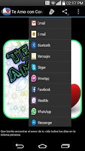 Te Amo screenshot 7
