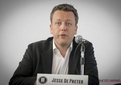 """Jesse De Preter, Belgische federatie van voetbalmakelaars: """"Het probleem is nog veel groter"""""""